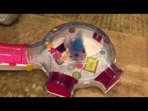 Zhu Zhu Pets Hamster House Playset Unboxing & Building