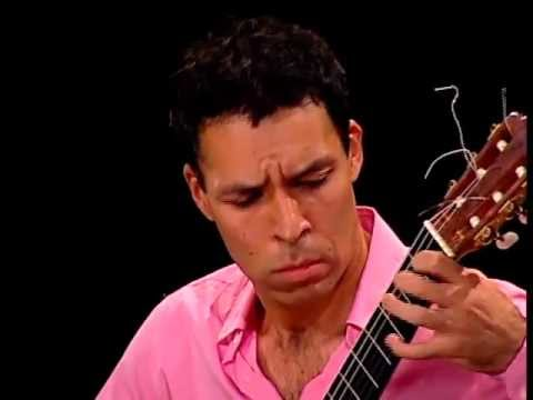 Jorge Caballero Bach Prelude and Fugue SESC TV