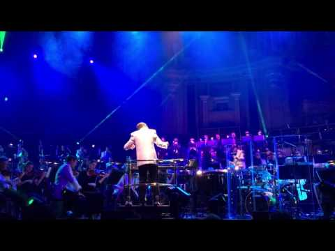 The Final Countdown - Live played by the Royal Philharmonic Orchestra