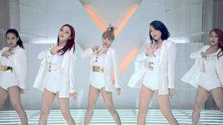 KARA 5th Mini Album 'PANDORA(판도라)' Dance ver. Music Video.