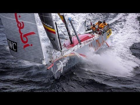 Around the world | Volvo Ocean Race 2014-15