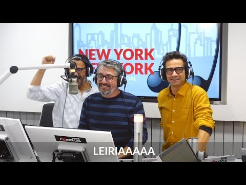 Rádio Comercial | Leiria no New York, New York