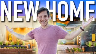 REVEALING MY FINISHED LAS VEGAS HOME TOUR | LEAVING CALIFORNIA