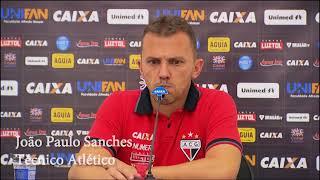 Goianão 2018  Atlético:  empata com Grêmio Anápolis