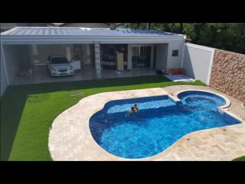 4667cb1571ff Lindíssima Chácara Praia dos Namorados em Americana - YouTube