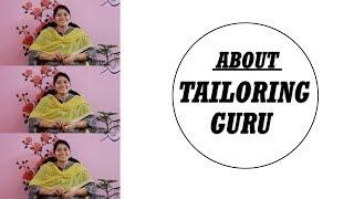 About Tailoring Beginners || Mudhra Tailoring Guru