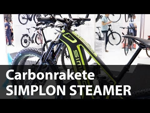 SIMPLON Neuheit 2018: Das SIMPLON Steamer - Im Interview mit Vertriebsleiter Wolfgang