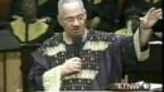 Rev. Wright; God Damn  America - Long Version - Obama Preacher Rant