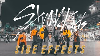 "[KPOP IN PUBLIC] STRAY KIDS (스트레이 키즈) ""SIDE EFFECTS (부작용)"" Dance Cover // Australia // HORIZON"