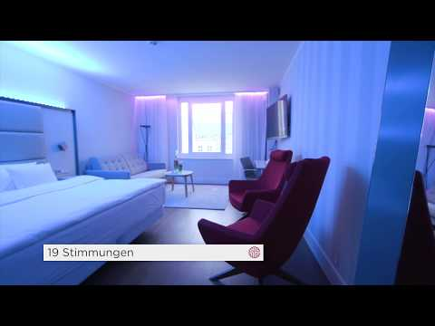 Mood Rooms At NH Collection Berlin Mitte