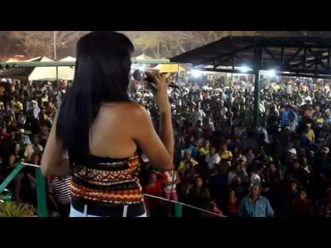 Martha Diaz. Reencuentro Ferias de la Candelaria-Valle de la Pascua 2015