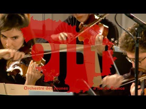 El-Khoury - Sérénade pour cordes n°3 - OJIF - David Molard Soriano
