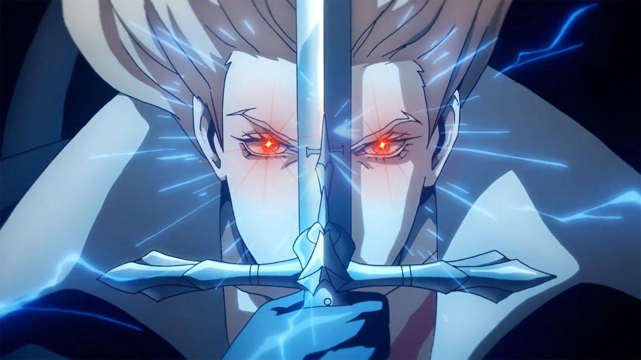 Download ATTACK on Dracula Castle Fight scene - Castlevania Season 4 (2021)