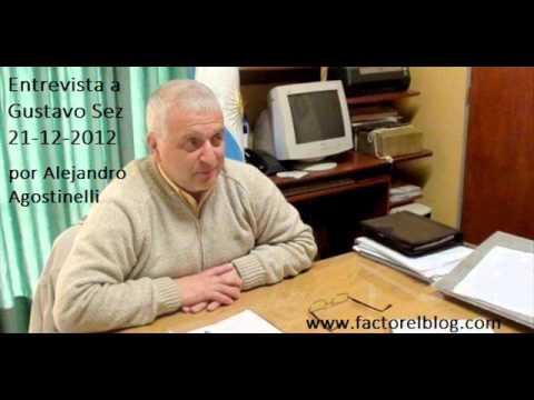 Cita del 21-12-2012 en el Uritorco. Entrevista al Intendente de Capilla del Monte