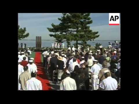 Victims of the USS Cole attack remembered