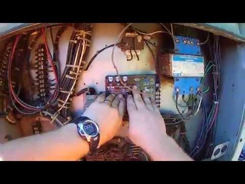 HVAC On the Job Training ~ Installing a Phase Monitor