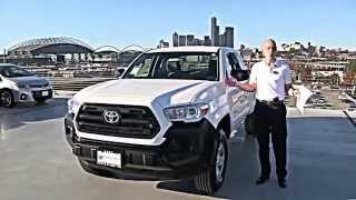 2016 Toyota Tacoma 4x4 Review  - Incredible resale value is just the beginning