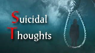 Los pensamientos suicidas