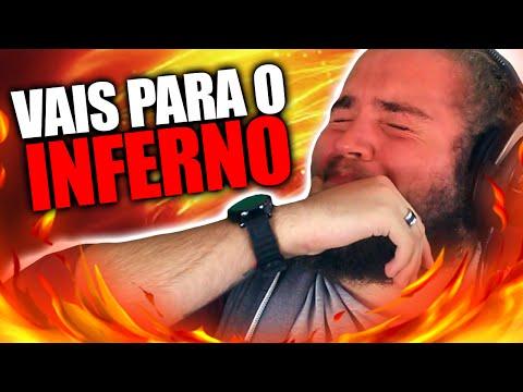 TENTA NÃO RIR - VERSÃO INFERNO