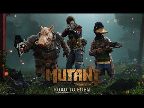 Mutant Year Zero Road To Eden Announced For PS4 , Xbox One & PC