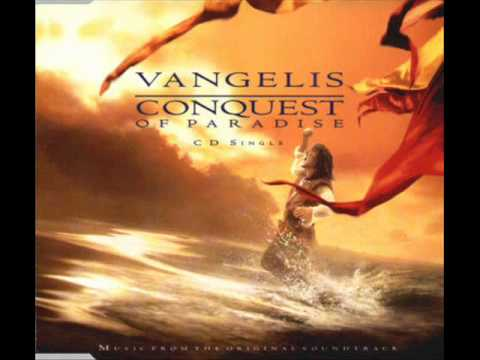 Conquest Of Paradise Soundtrack  Main Theme