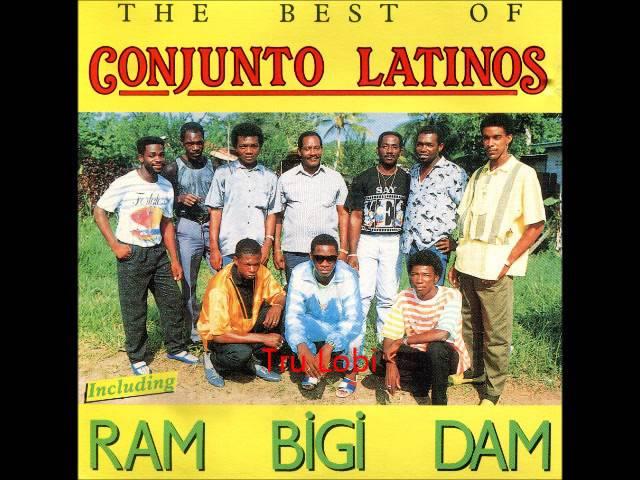 Conjunto Latinos - Tru Lobi
