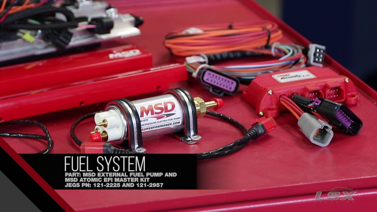 Ls Swap Essentials What You Need To Know Youtube Lt1 Wiring Harness And Computer Premium