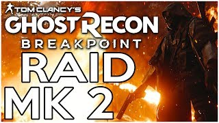 Let's Smash the Raid Again! - Ghost Recon Breakpoint