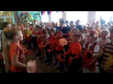 Танец Тигра // МОБУ СОШ 7, Тында