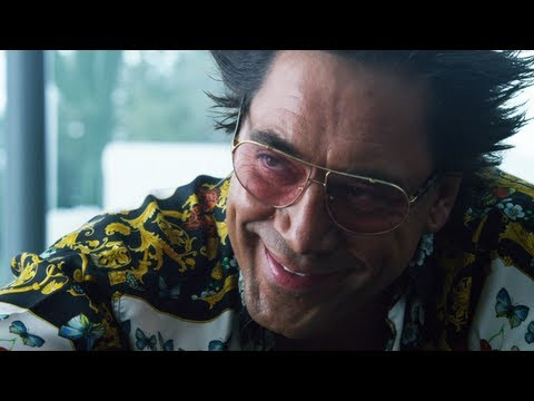 The Counselor - Fassbender and Bardem