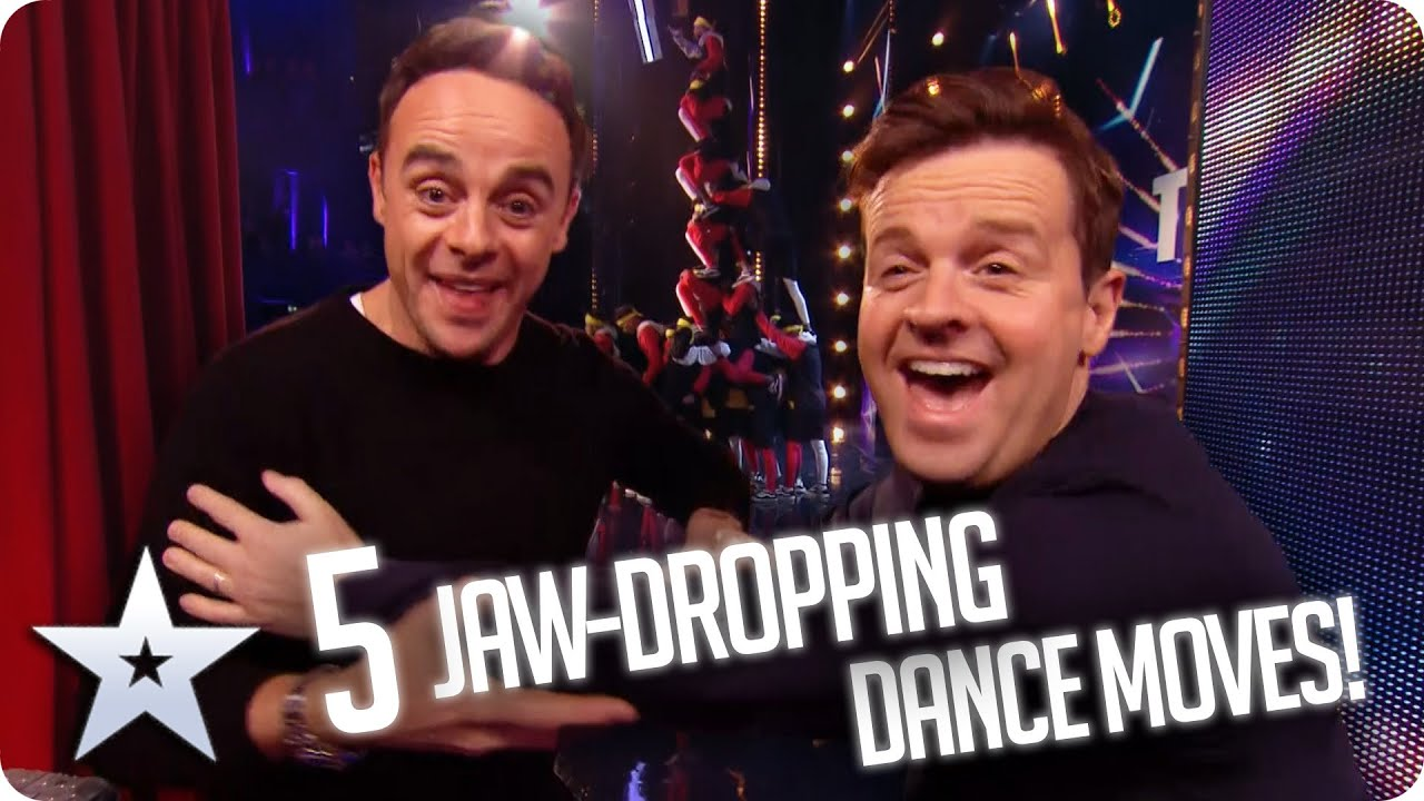 5 JAW-DROPPING Dance Moves | BGT 2020