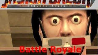 Jaykin' Bacon Episode 3: Battle Royale Gameplay (UNEDITED)