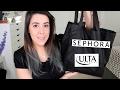 HUGE SEPHORA Y ULTA BEAUTY HAUL | Novedades de Maquillaje
