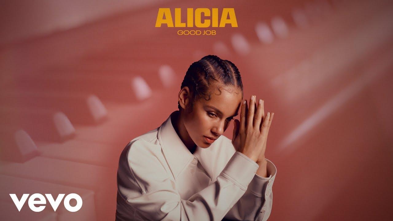 Alicia Keys - Good Job (Visualizer)