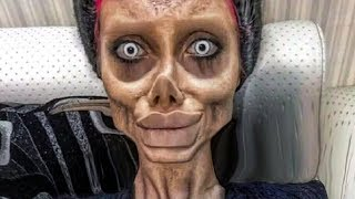 Ova djevojka je potrošila 100 000$ kako bi postala zombi, a ono što se desilo je nevjerovatno