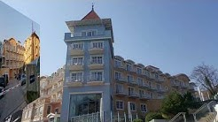 Insel Rügen: Ostseebad Sellin - Das Hotel Kurhaus - leider steht es vor dem Aus