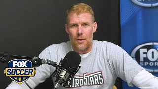 USMNT & MLS, Ronaldo's red card, Pulisic | EPISODE 33 | ALEXI LALAS' STATE OF THE UNION PODCAST