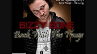 "Bizzy Bone ""That's Why Thugs Don't Cry (Not No More)"""