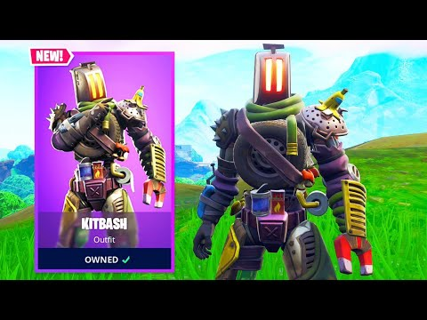 The New FREE ITEMS in Fortnite! New ITEM SHOP SKINS LIVE! (Fortnite Battle Royale) thumbnail