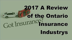 2017 A Review of the Ontario Insurance Industrys SABS Changes After a Year in Action