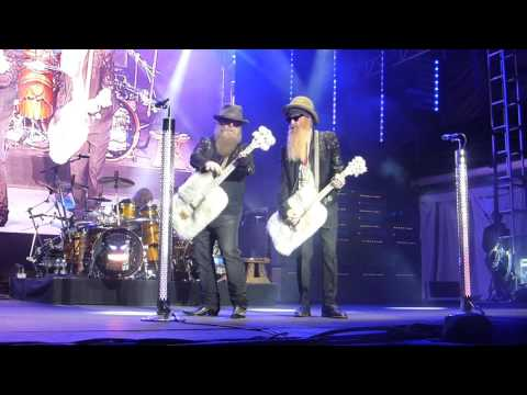 ZZ Top  Legs Houston 020417 HD