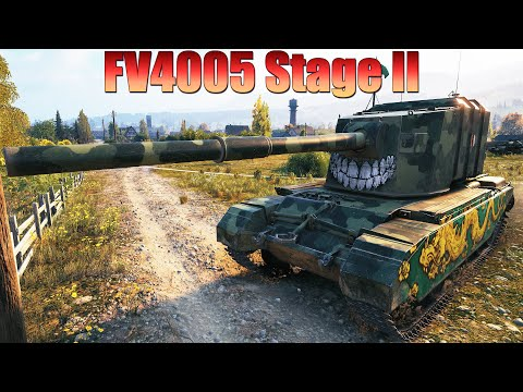 FV4005 Stage II, МАСТЕР ВАНШОТОВ