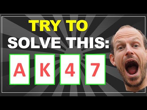 Riddles: 5 'easy'... & one IMPOSSIBLE! (with answers)