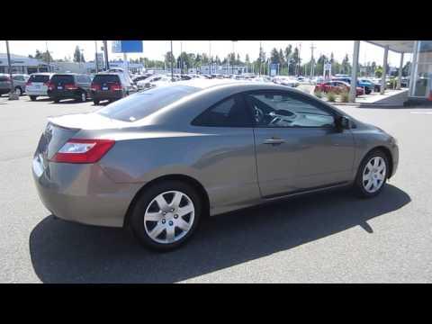 2006 Honda Civic, Galaxy Gray Metallic - STOCK# 30339B - Walk around