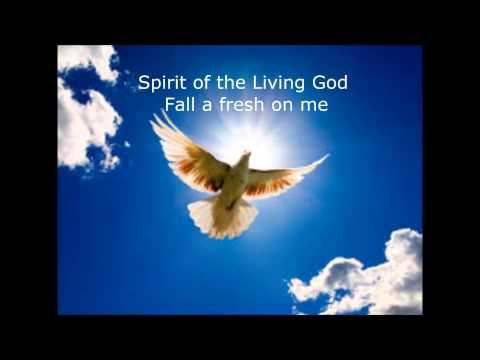 Spirit Of The Living God 2014 with lyrics - YouTube