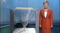 Lotto 6 aus 45 mit Joker ORF 3.8.1993