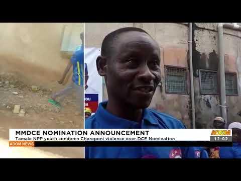 Tamale NPP youth condemn Chereponi violence over DCE Nomination -  Premotobre Kasee (20-9-21)