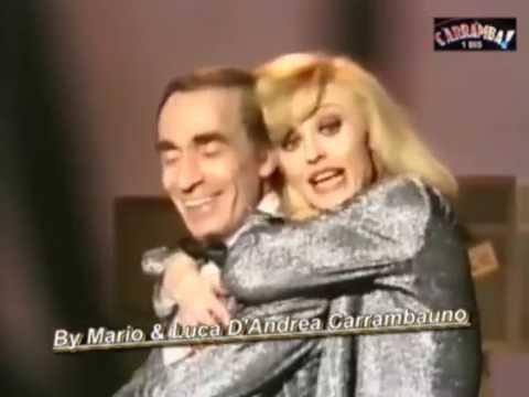 Raffaella Carrà & Don Lurio ♪ Broadway ♪By Mario & Luca D'Andrea Carrambauno
