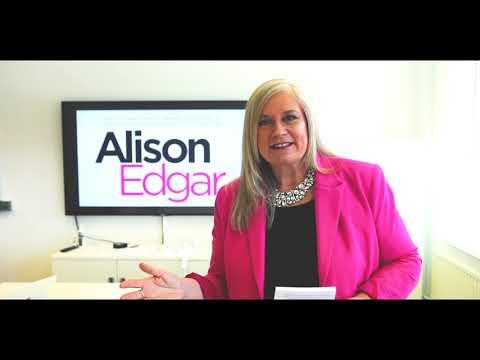 Alison Edgar Showreel - 2019
