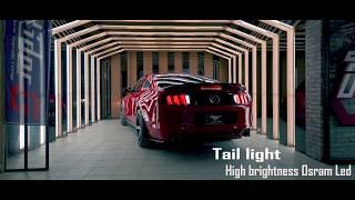 FORD MUSTANG LED Tail Lights (New Model), Headlights 2010-2014 フォード マスタング テールランプ、ヘッドランプ|COPLUS野馬頭尾燈
